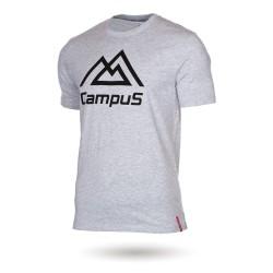 Koszulka z krótkim rękawem męska bawełniana - FENRIR CAMPUS
