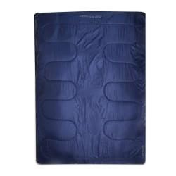 Śpiwór koperta dwuosobowy - GEMINUS 200 CAMPUS
