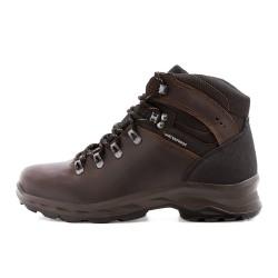 Buty trekkingowe męskie wysokie skórzane - MERSO CAMPUS
